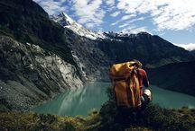 Wander / Things that ignite my wanderlust  / by Elizabeth Wall