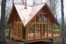 Screened porch or tents / by Charlie Right Coast Murdach