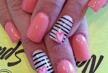 Nail Art Designs / by Katrina Teachey