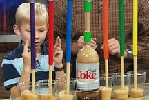 Science Experiments for kids / by Heidi Fifield Schneider