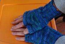 fingerless gloves / by Lee Ann Shaffer - Smith