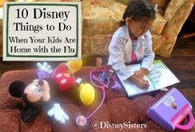 Fun Things For Kids To Do / by Disney Sisters