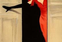 RENE GRUAU / by Styling Magazine by Coty Farquhar