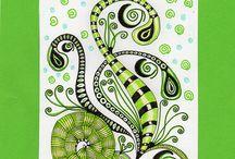 Zentangles & Doodles / by Nikki Towery