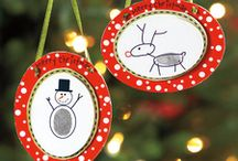 Christmas Ornament Ideas / by Becky Welch