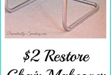 Refinished furniture / by Kimberly Dixon-Mayoh