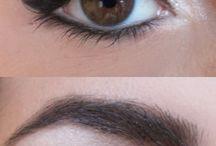 MAQUILLAJE,ZAPATOS, BOLSOS. UÑAS Y PEINADOS / Como pintar los ojos de diferentes maneras para diferentes ocasiones / by Rosibel Flores Solera