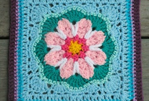 Crochet Squares / by Jessica Rice
