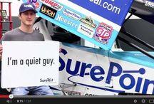 NASCAR  / Maybe I should just call this board Kasey Kahne......... / by Megan