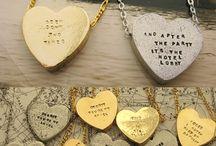 Jewelry / by Elizabeth Bolin