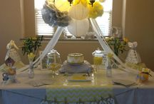 baby shower ideas / by Jodi Tyrie