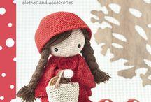 Crochet doll / Ayda ABC tarafından