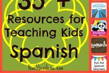 Spanish Learning / by Estrella Amaro