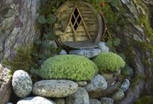 3 Yard Fairy Gardens / by Teri S