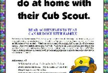 Bear cub scouts / by Rebecca Phillips