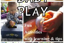 baby activities / by Denise Thatcher
