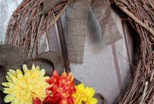 Wreaths / by Janet Adamson-Huff