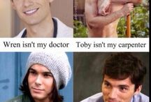 We love the pll boys / by Who's A? pll