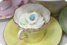 Cupcake Recipes / by Sage Cupcakes
