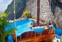 Honeymoon & Vacation Ideas / by Mazelmoments.com