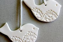 Clay artwork ideas / by Amelia Loneragan