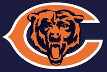 Chicago Bears / by QueenApril BeeCee
