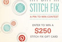 My Day in Stitch Fix / #stitchfix contest entry to win $250!! / by Joules Dellinger