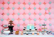 Rooftop Baby Shower / by The Empire Hotel