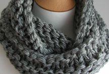 knitting / by Karin Caspar
