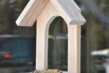 bird feeders / by Lisa Neal