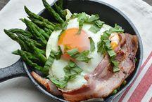 Paleo Breakfast & Eggs / by Sjanett