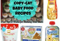DIY baby food / by Heather Garcia