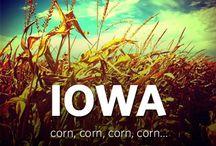 I ♥ Iowa / by Rachel Ritland