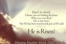 Easter Greetings / by Joy! 102.5
