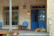 Porches & Mudrooms / by Farmgirl Fare