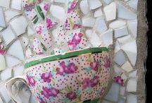 Glass Craft/Garden Decor!! / by Derek-Vicki Frank