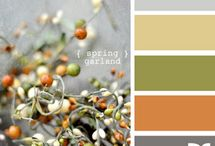 Color Ideas / by Colleen