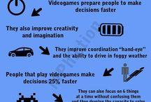 Videogames / by Igor McBell