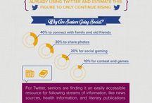 Infographics / by SeniorAdvisor.com