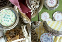 Baby shower stuff  / by Mallory Steed