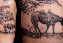Tattoos / by Brett Lei