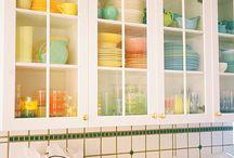 Kitchen / by Kayla Atkins Rokosz