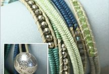 Jewelry: Knitted, Braided, Crocheted, and Knotted Jewelry / by Jill Duncan-Jack