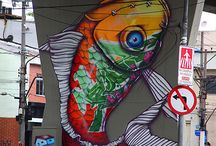 Graffiti / by Zadia Tirto