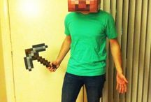 Minecraft Costumes for K / by CL Coyne