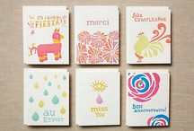 Stationery (because I love snail mail!) / by New Dress A Day