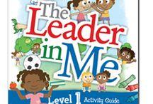 Classroom - Leader in Me / by Kelly Davis