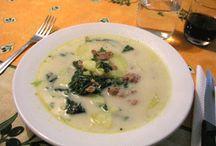 Souper Soupy Soup! / by Meals 'n' Mascara