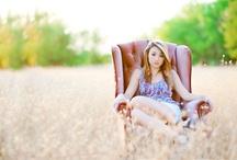 Photo Inspiration - Seniors / by Leah Ermer Islinger