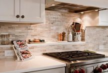 Kitchen ideas / by Stephanie Flynn